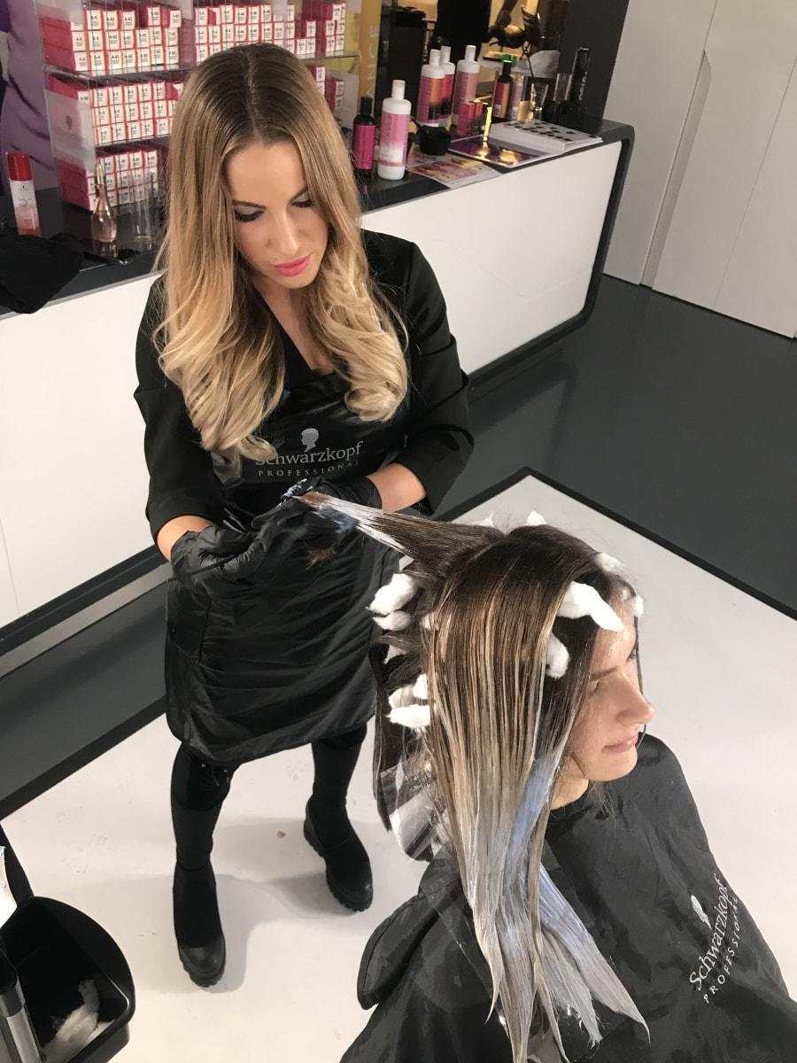 Tajti Enikő stylist